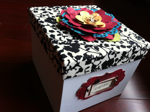 Stampin Up! convention make and take