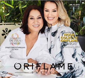Catalog Oriflame C3 2018