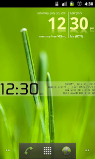 Advanced Clock Widget Pro v0.701 apk Aplikasi Android