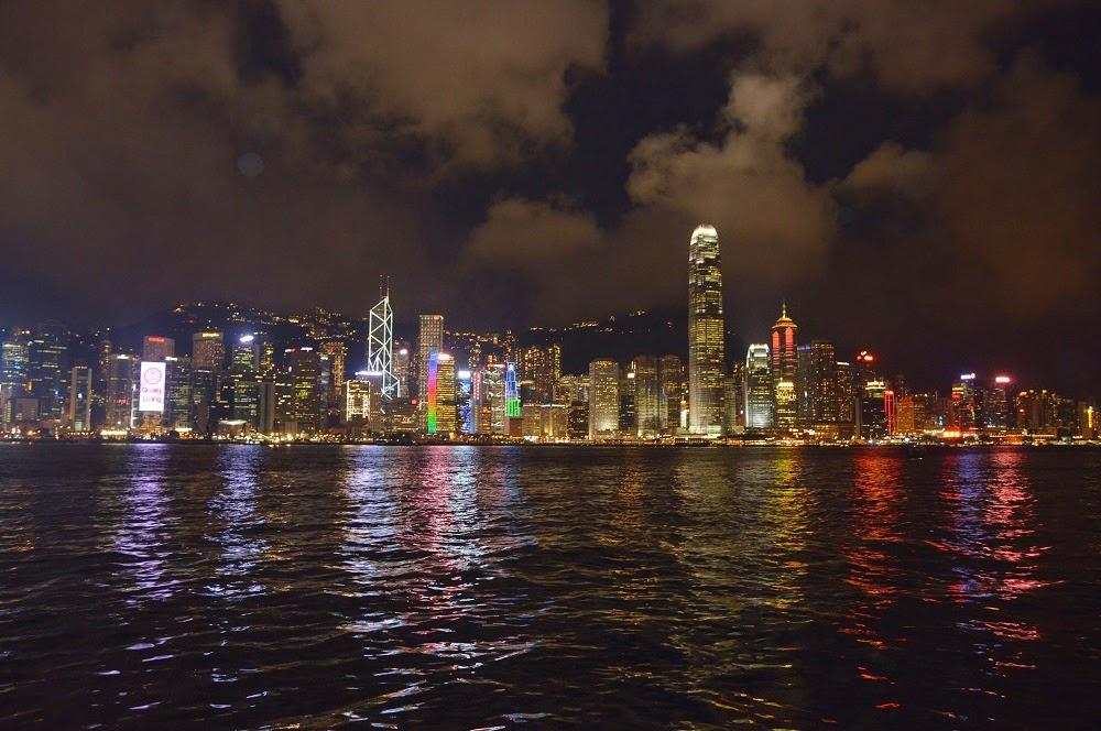 """Avenue of a Star, Hong Kong"""
