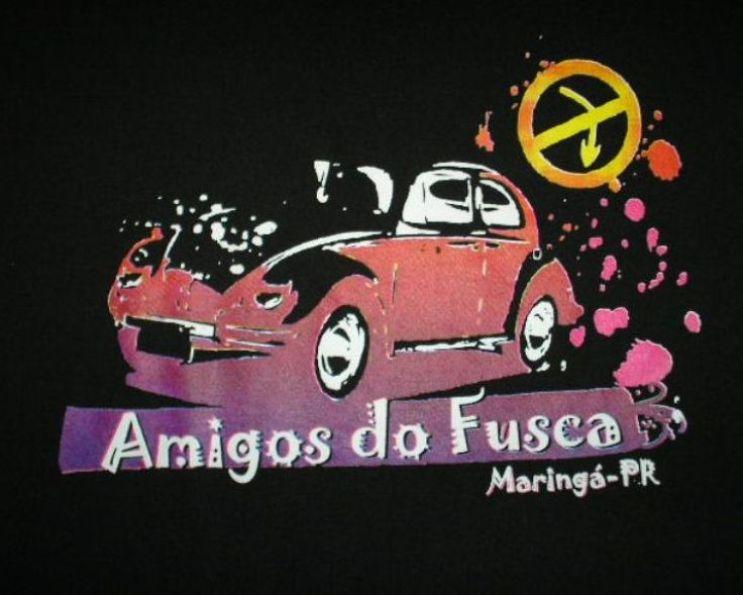 AMIGOS DO FUSCA DE MARINGÁ