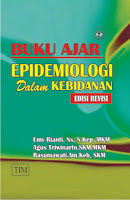 Buku Ajar Epidemiologi dalam Kebidanan (Edisi Revisi)