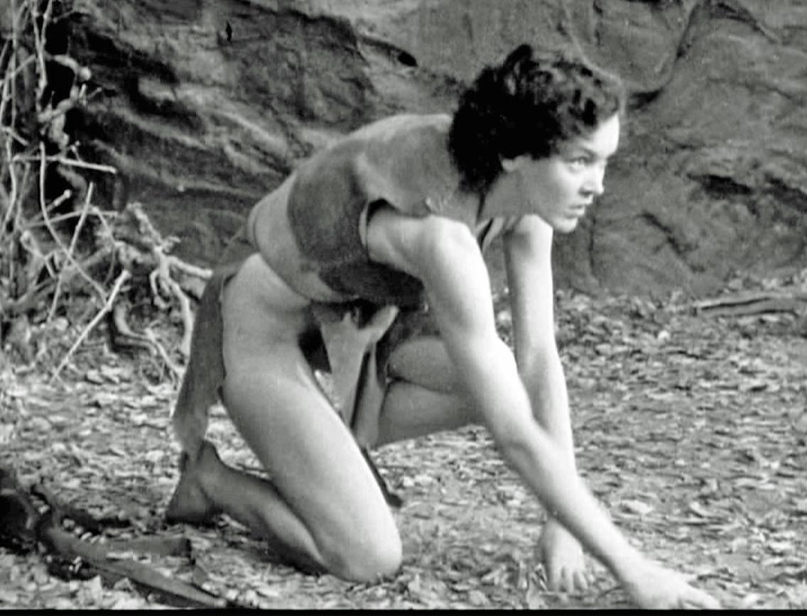 latina teen in heels nude