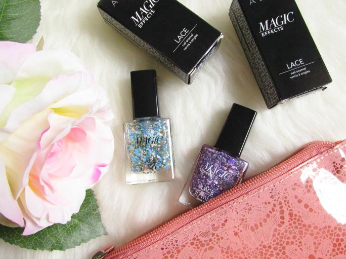 Beautypress News Box September - Avon Magic Effects Lace Nagellacke