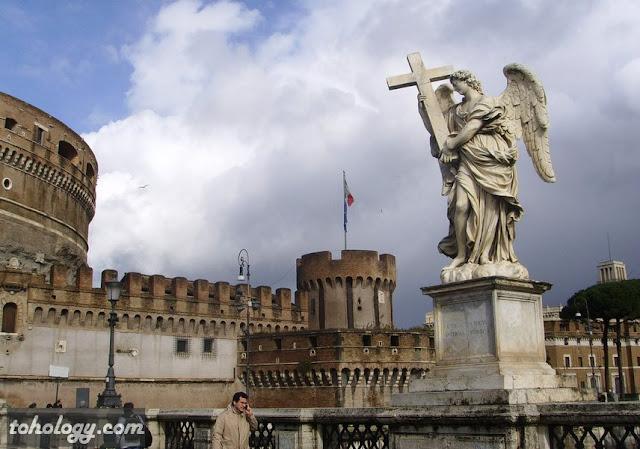Замок Св. Ангела (Рим)
