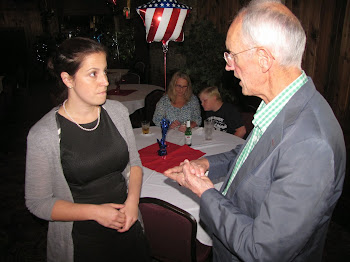 Elise Stefanik With Supporter