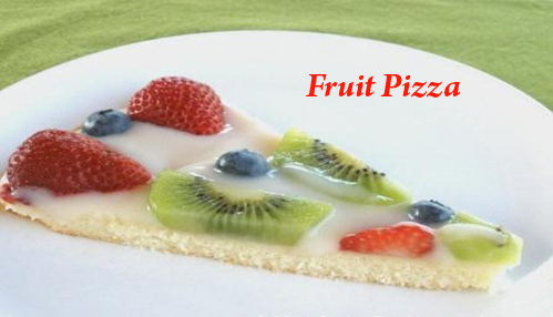 is a all fruit diet healthy fruit pizza healthy