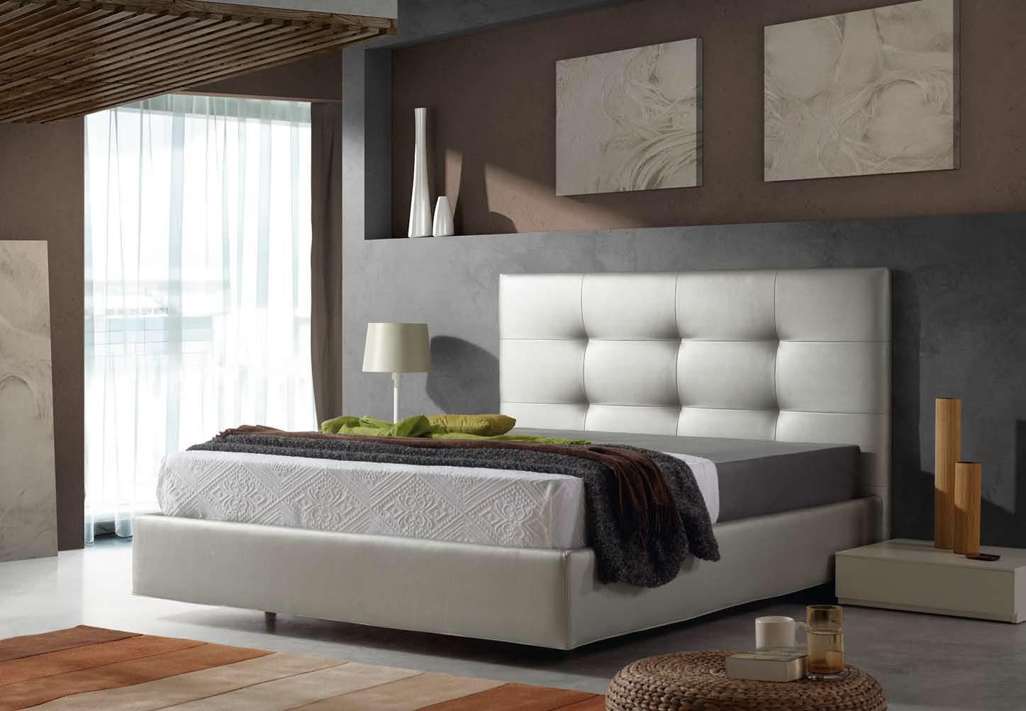 Dormitorios Con Cabeceros Tapizados Camas Tapizadas