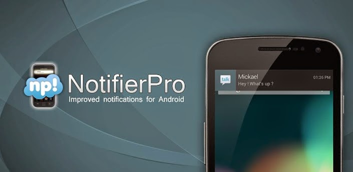 NotifierPro v9.8 Apk