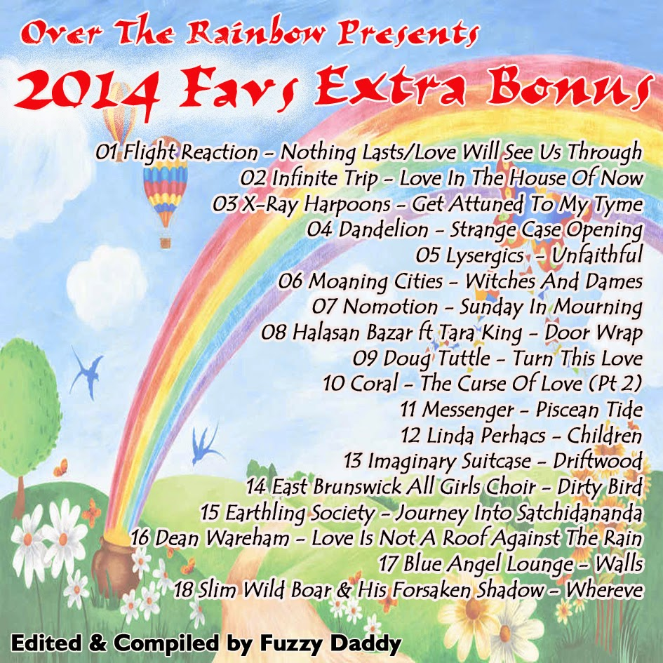 Over The Rainbow Favourites Back