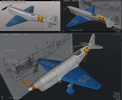 Crosby CR4 en 3D Cros-5191