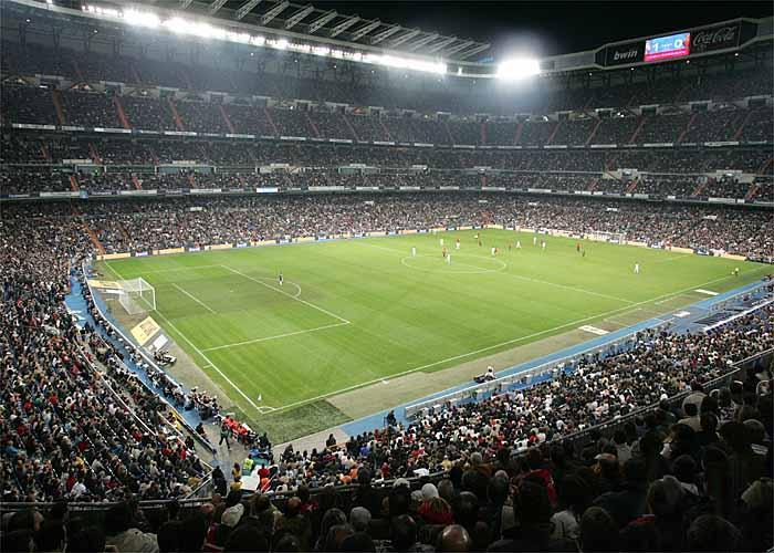 Visitar el estadio santiago bernab u madrid sitios for Estadio bernabeu puerta 0