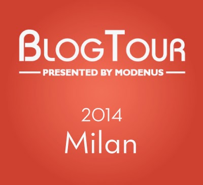 Lots of Italian design musing with my invitation from April 5-11 to BlogTour Milan