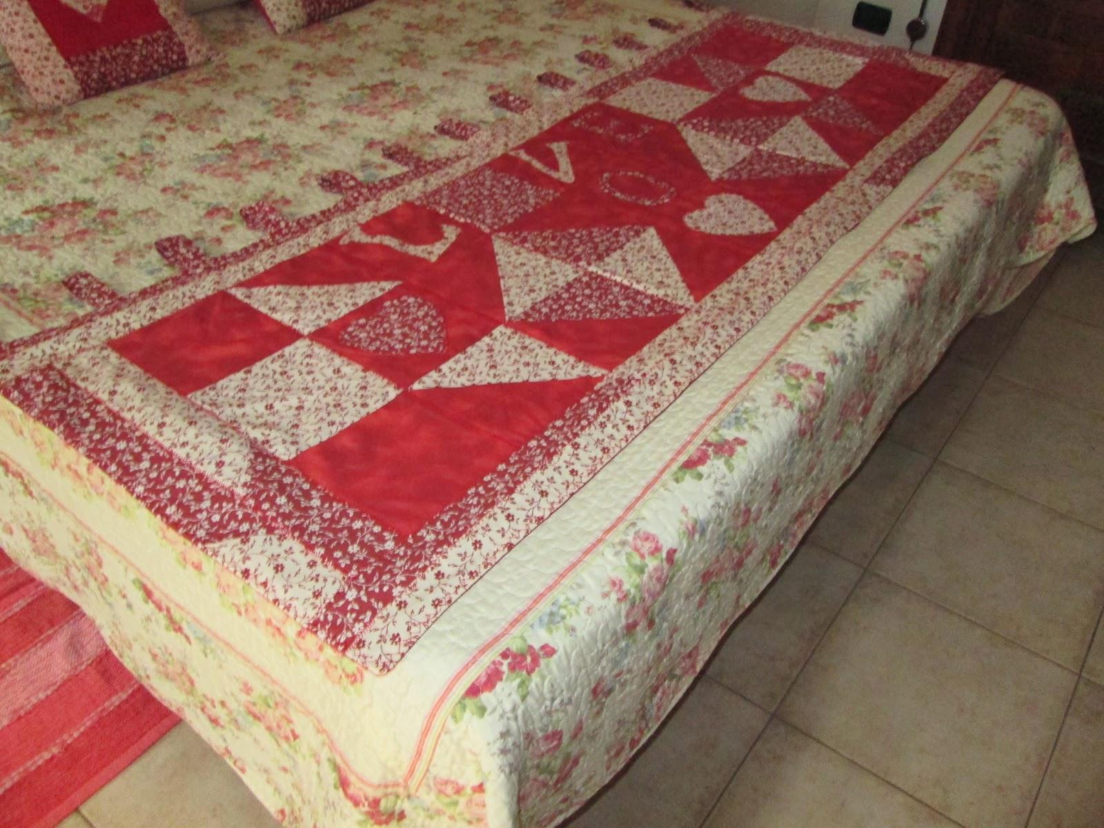 Creazioni con stoffa testata per letto - Lettino attaccato al letto ...