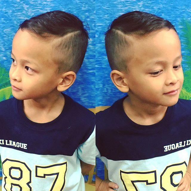 Model Potongan Rambut Untuk Anak LakiLaki - Gaya rambut anak laki laki umur 1 tahun