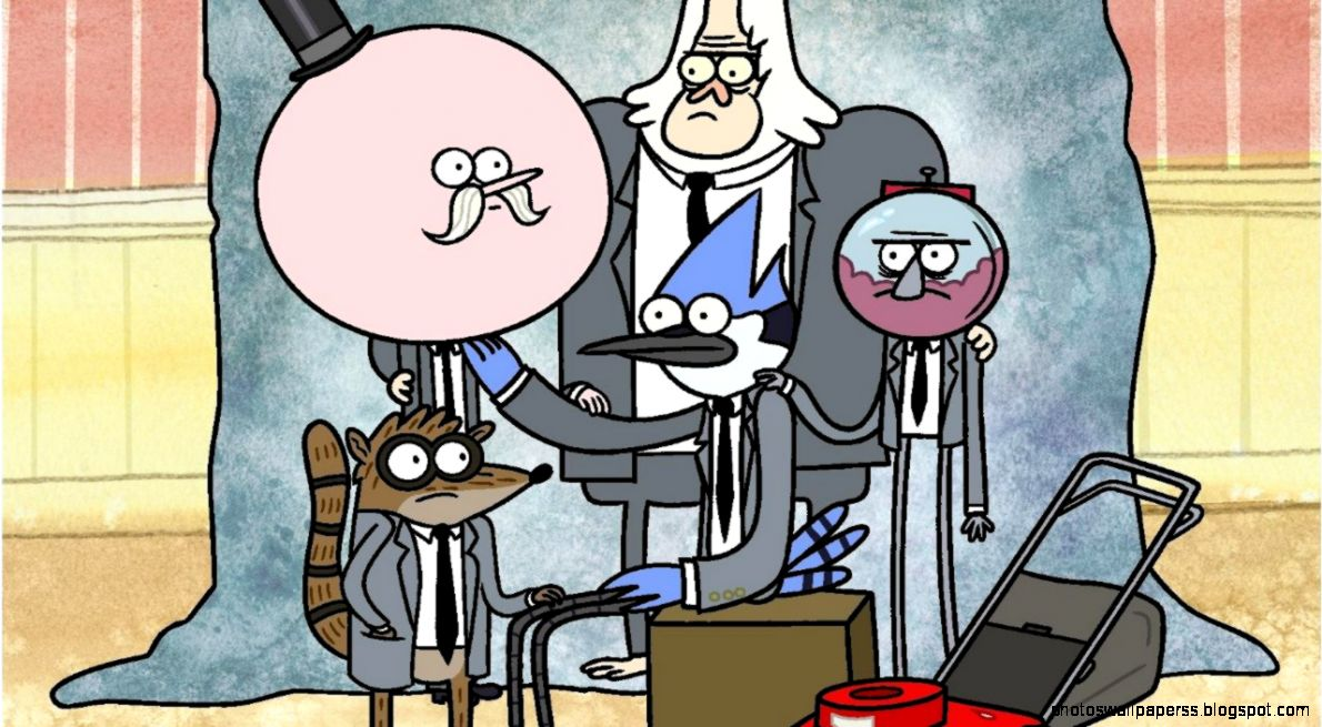 View Original Size Rigby And Mordecai Regular Show Wallpaper Cartoon Wallpapers