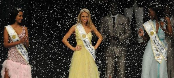 miss south africa 2011 winner melinda bam