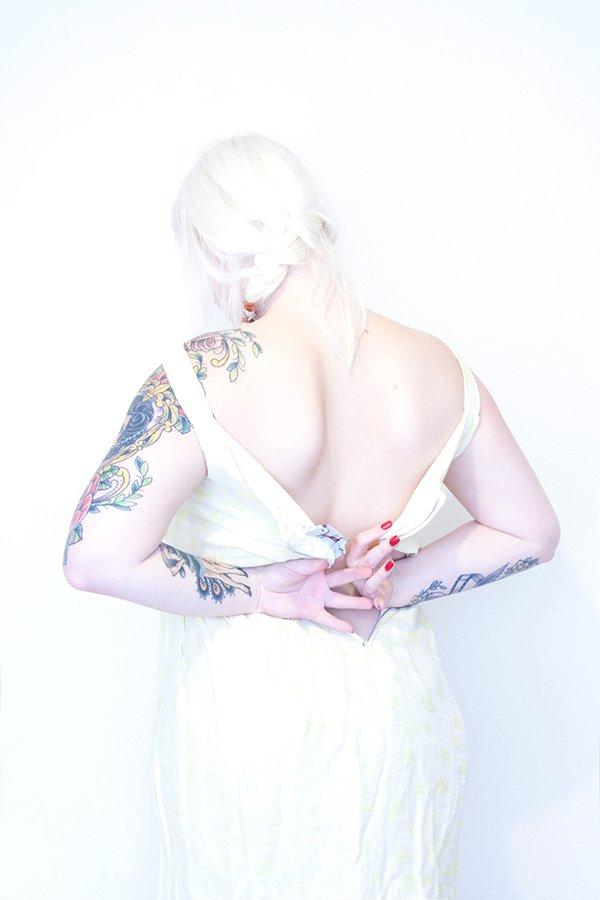 ©Daantje Bons | Features of Femininity. Fotografía | Photography