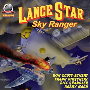 NEW! AUDIO LANCE STAR - SKY RANGER VOL. 1