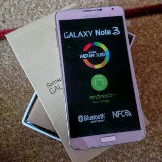 Samsung Galaxy Note 3 [5.7inchi] Replika Supercopy