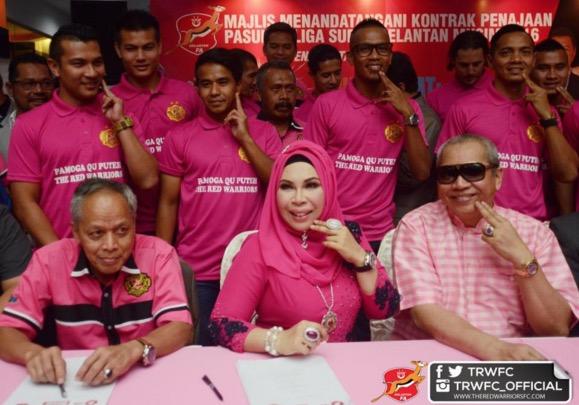 Gambar Jersi Baru Kelantan TRW 2016 Liga Super