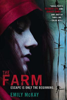 Blog Tour: The Farm by Emily McKay