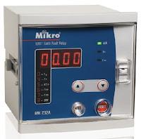 role bảo vệ chạm đất Mikro MK 232A