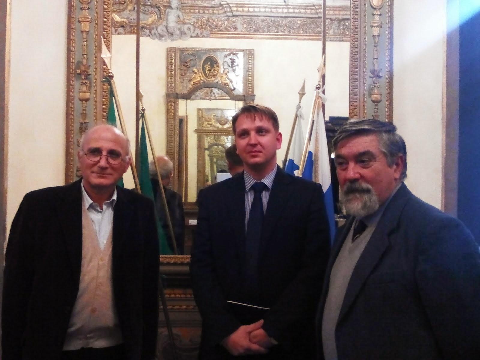 Roma 17 novembre 2014 Centro Russo di Scienza e Cultura