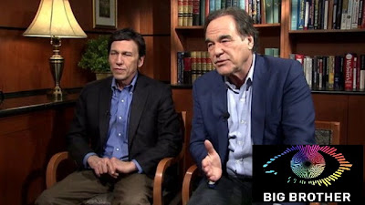 Oliver Stone και Peter Kuznick στο RT: Ο Μεγάλος Αδελφός βρίσκεται ήδη παντού