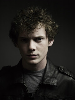 Unseen top Actor Anton Yelchin Photo wallpapers 2012