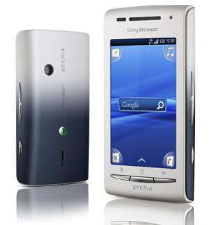 Spesifikasi & Harga Sony Ericsson Xperia X8