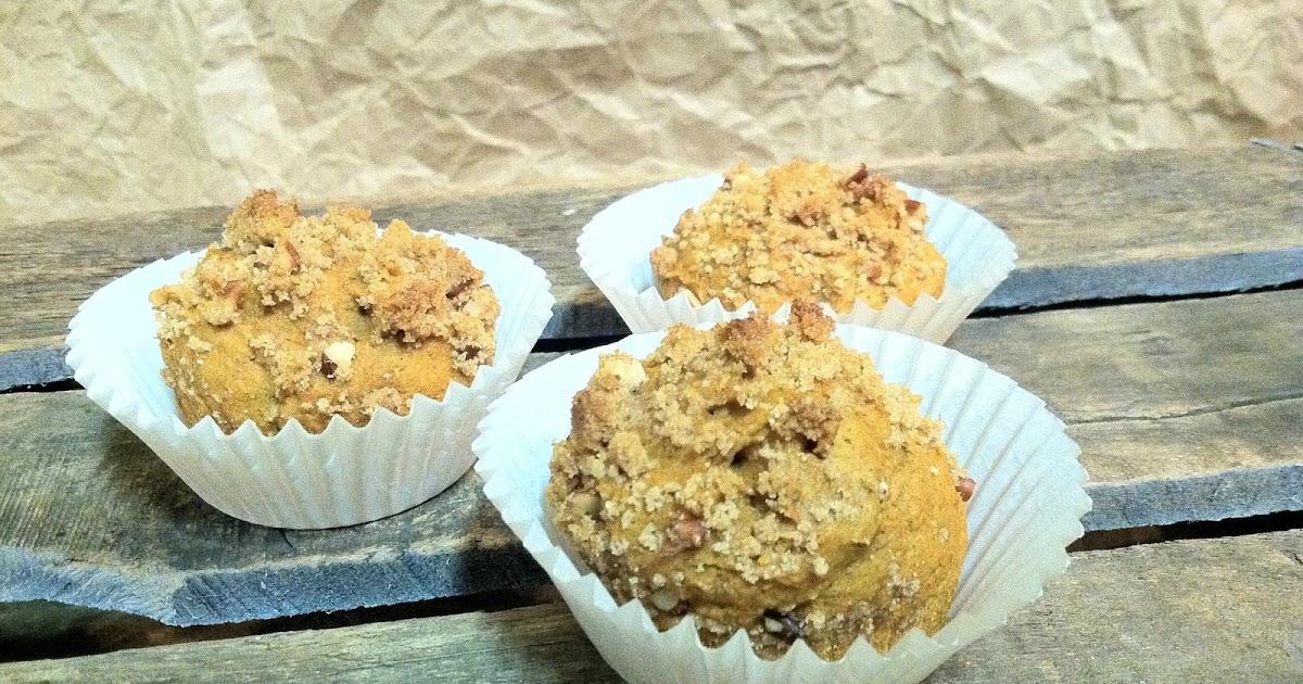 Pumpkin Puree Muffins Cake Mix