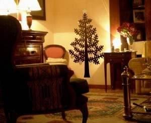 La reina de mi casa arboles de navidad diferentes - Vinilos en conforama ...