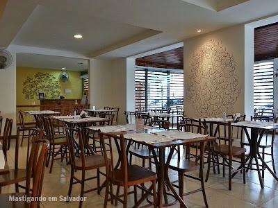 Viva o Grão Restaurante Natural: Ambiente