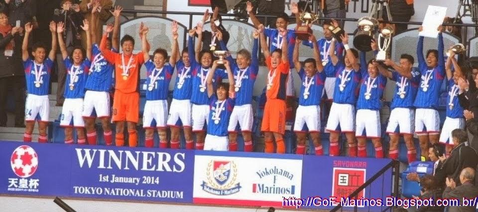 Go F. Marinos - O Blog do Yokohama F. Marinos em Português!