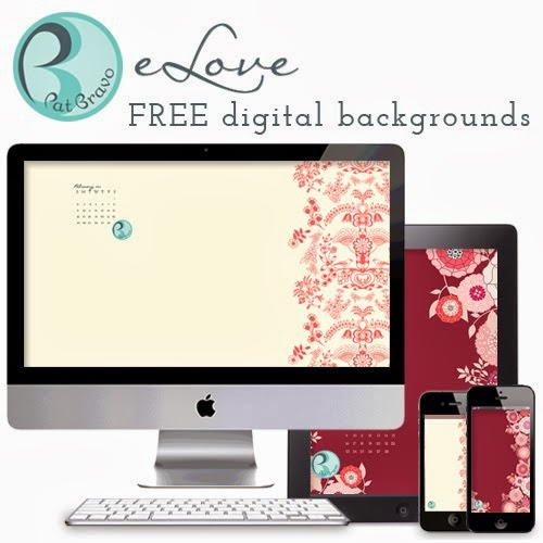 Free Digital Backgrounds