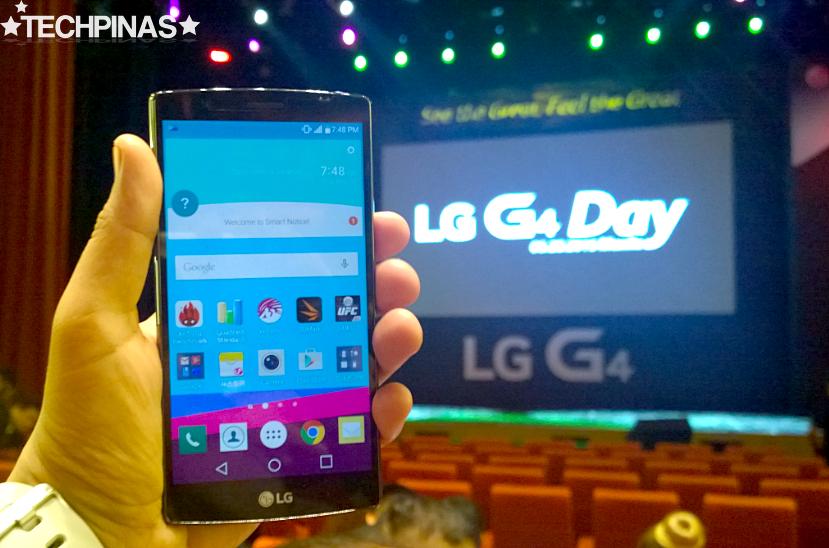 LG G4 Philippines