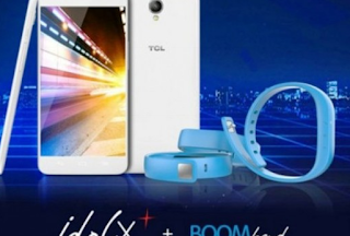 Alcatel Introduces Idol X with Octa-Core CPU and Boom Band