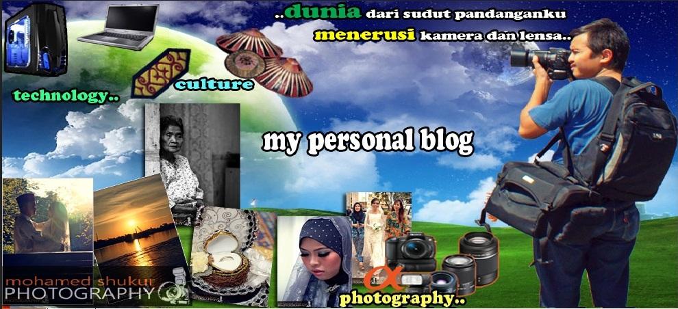 mohamedshukur's blog