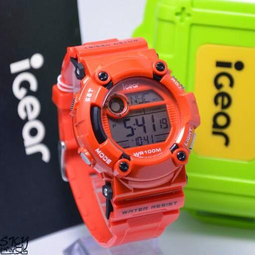 I Gear I01 Original Orange