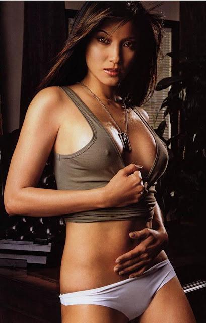 Kelly Hu foto sexy