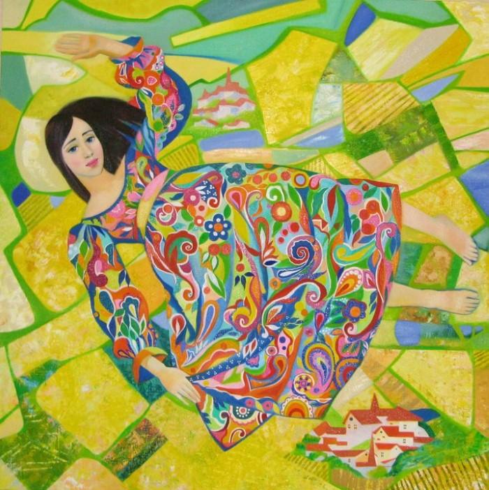 Художники и фотографы со всего мира: Романтические сцены. Ольга Ларионова