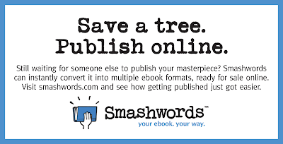 Smashwords Image: Save a Tree, Publish Online
