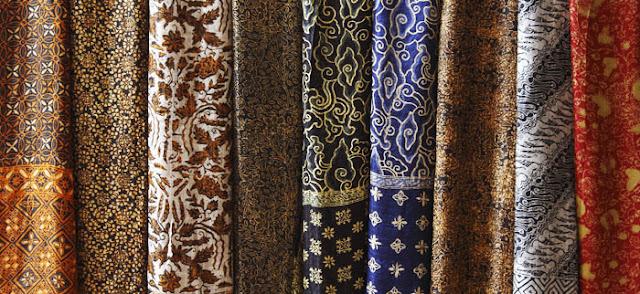 Cara Membedakan Batik Tulis Asli Dengan Batik Tulis Palsu