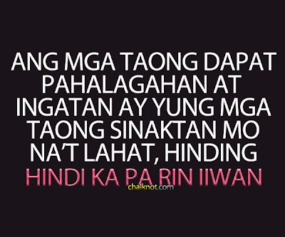 ako tagalog funny quotes quotesgram