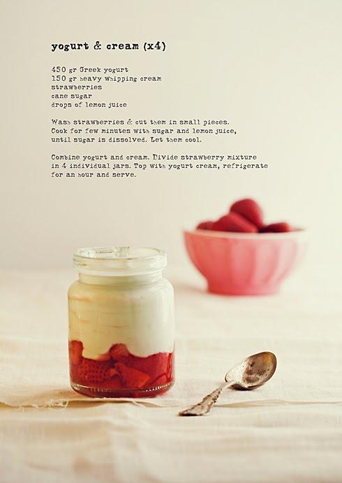 Yogurt & Cream
