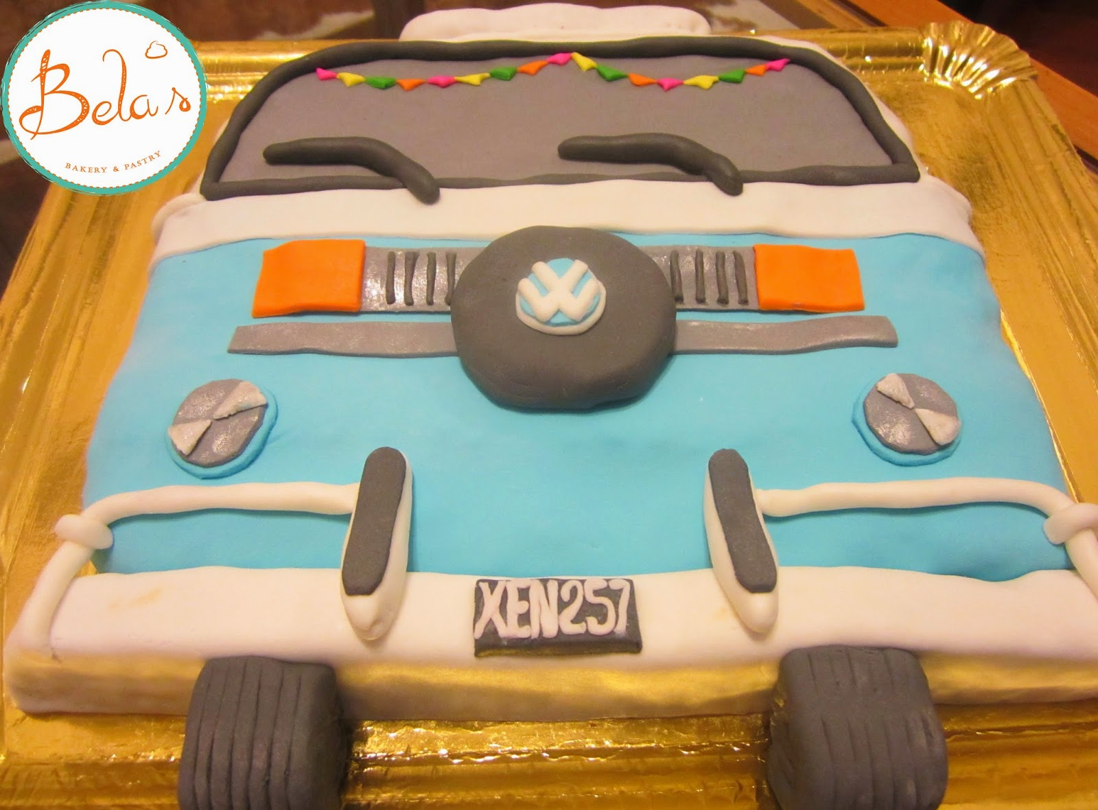 Torta Kombi
