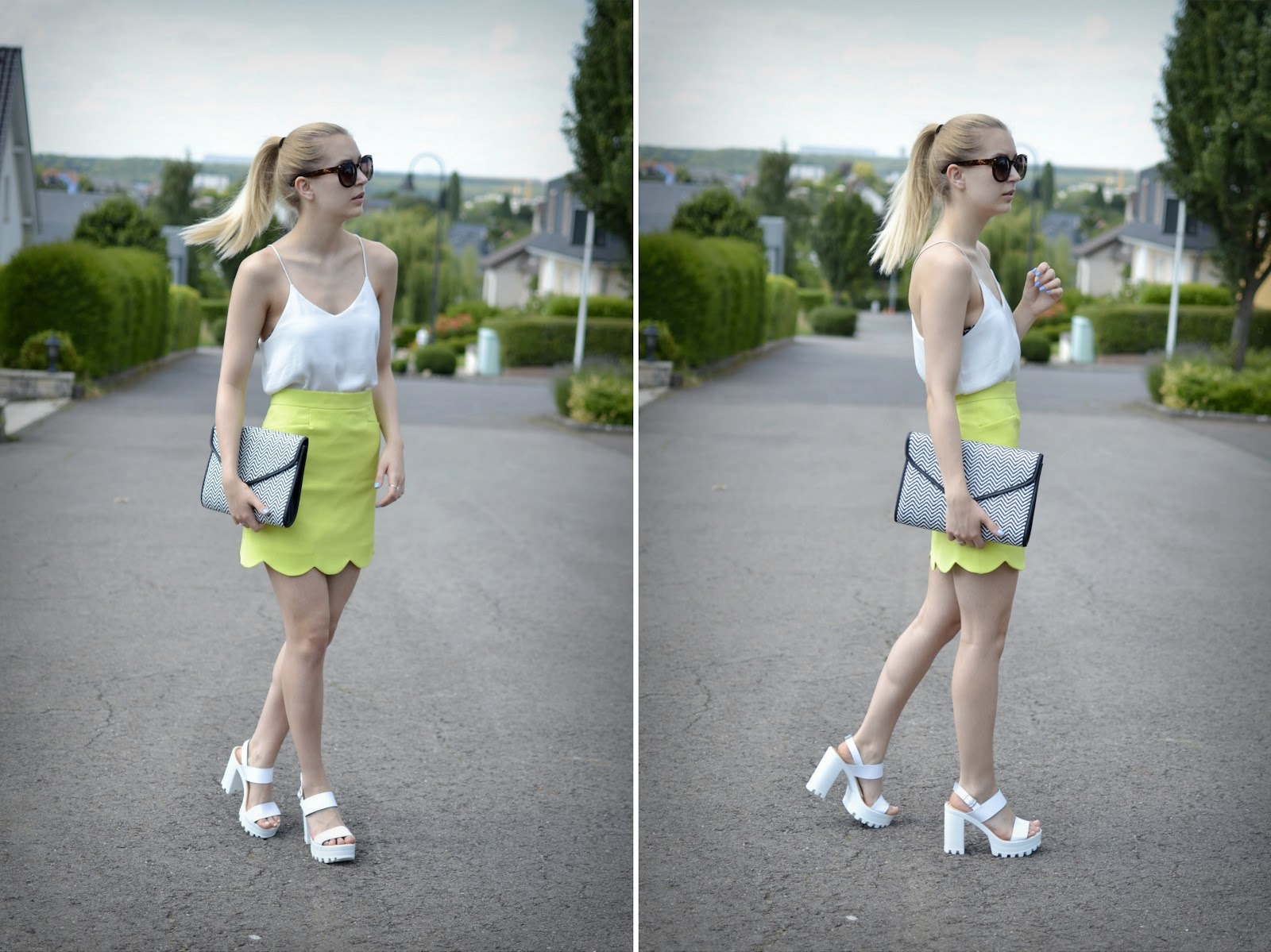 Latvia fashion blogger