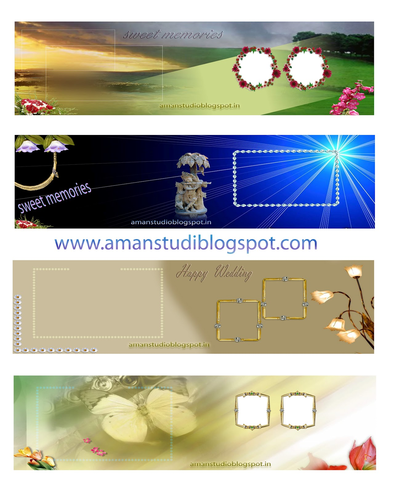 Wedding Album Design Software Digital Photography Free Download: Aman Studio: KARIZMA DESIGN