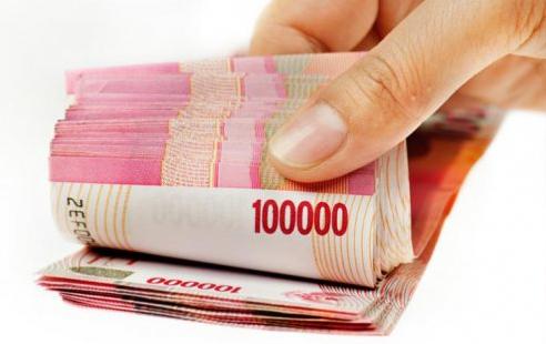 Anjlok nya nilai mata uang Rupiah